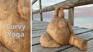Curvy yoga hos Klinik Uglebjerg
